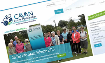 cavan sports partnership - sports related events in cavan - Mci Design Cavan
