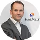 mark egan of sureskills - client of mcidesign