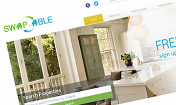 swap-able - home exchange website - Mci Design Cavan