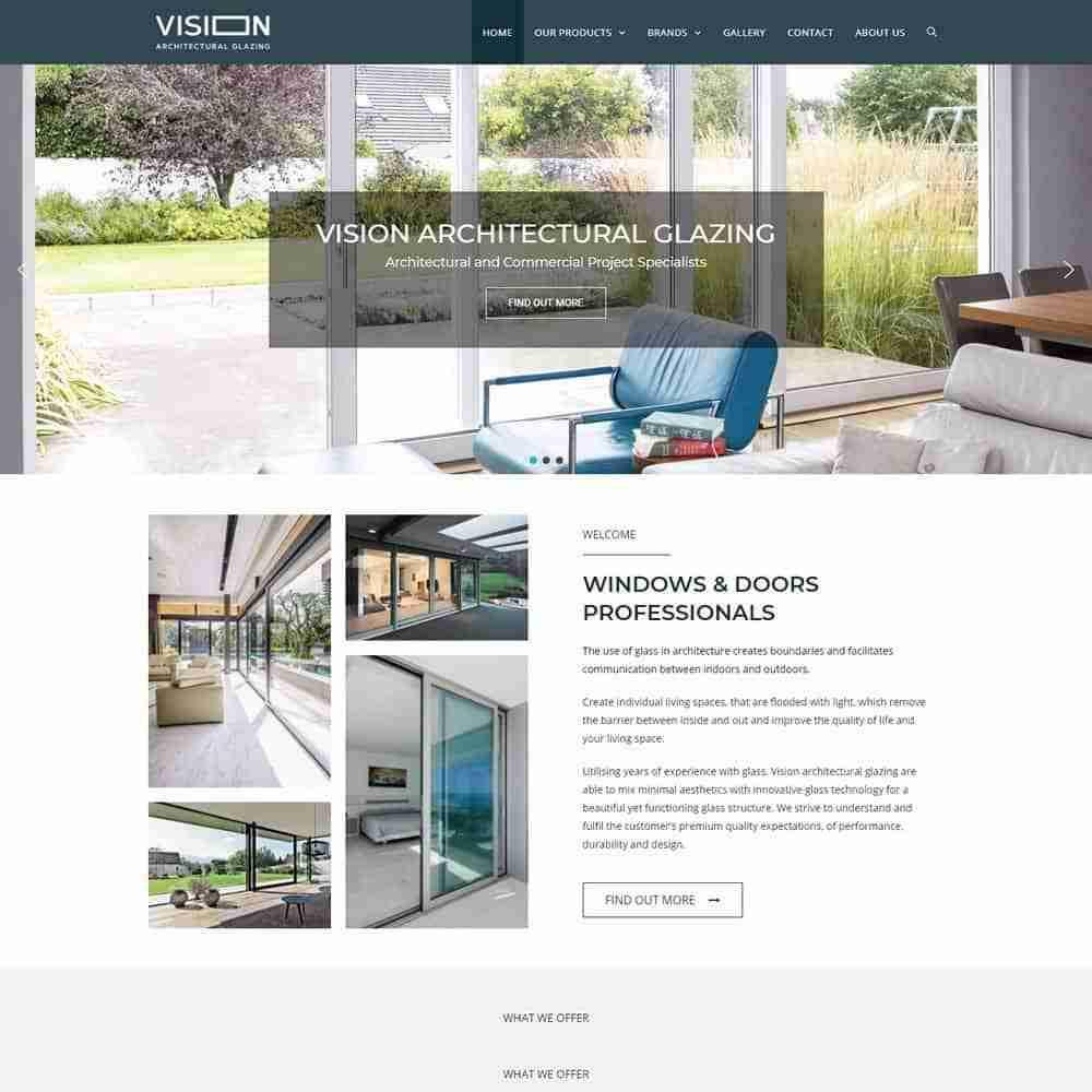 Vision Architectural Glazing - Mci Design